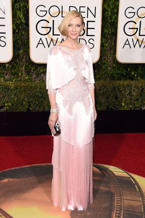 Cate Blanchett - Golden Globes 2016