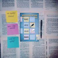 Recenzie Toate acele locuri minunate de Jennifer Niven