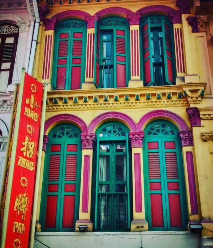 Chinatown, Singapore, Travel