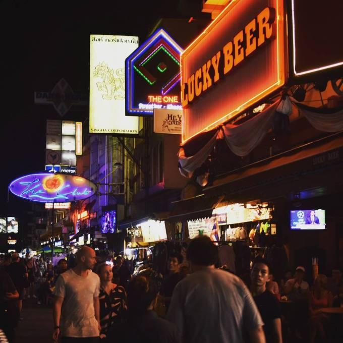 Khao San Bangkok Thailand