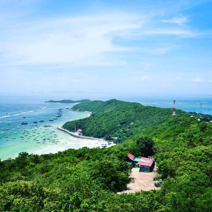 Koh Larn Pattaya Thailand travel