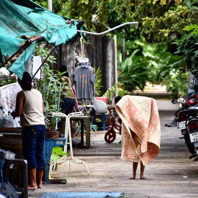 Phuket Old Town Thailand travel