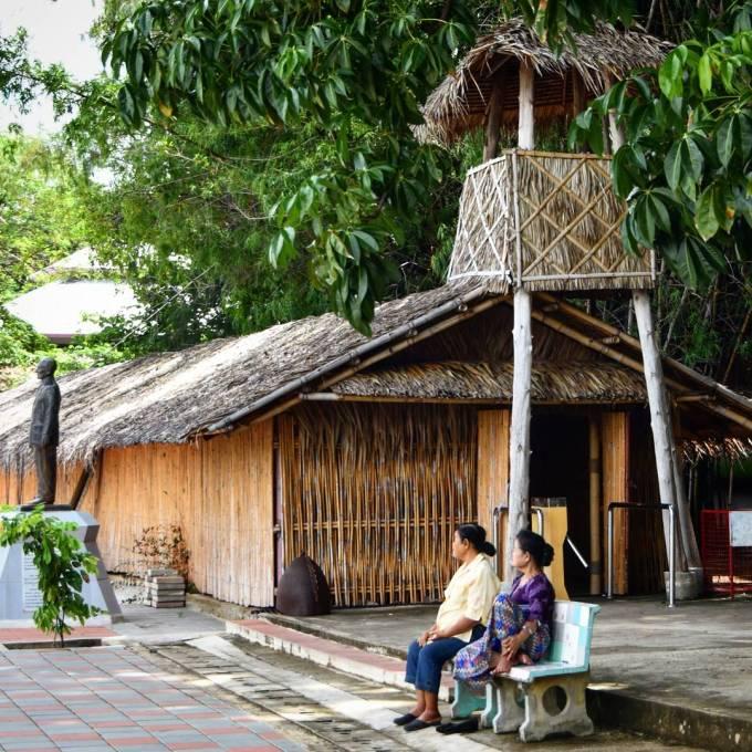 JEATH Museum, Kanchanaburi, Thailand