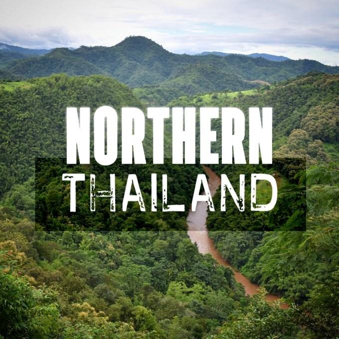 Northern Thailand, Chiang Mai, Tha Ton, travel