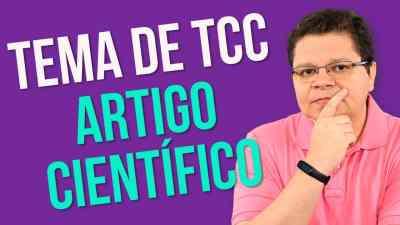Temas de TCC para artigo científico