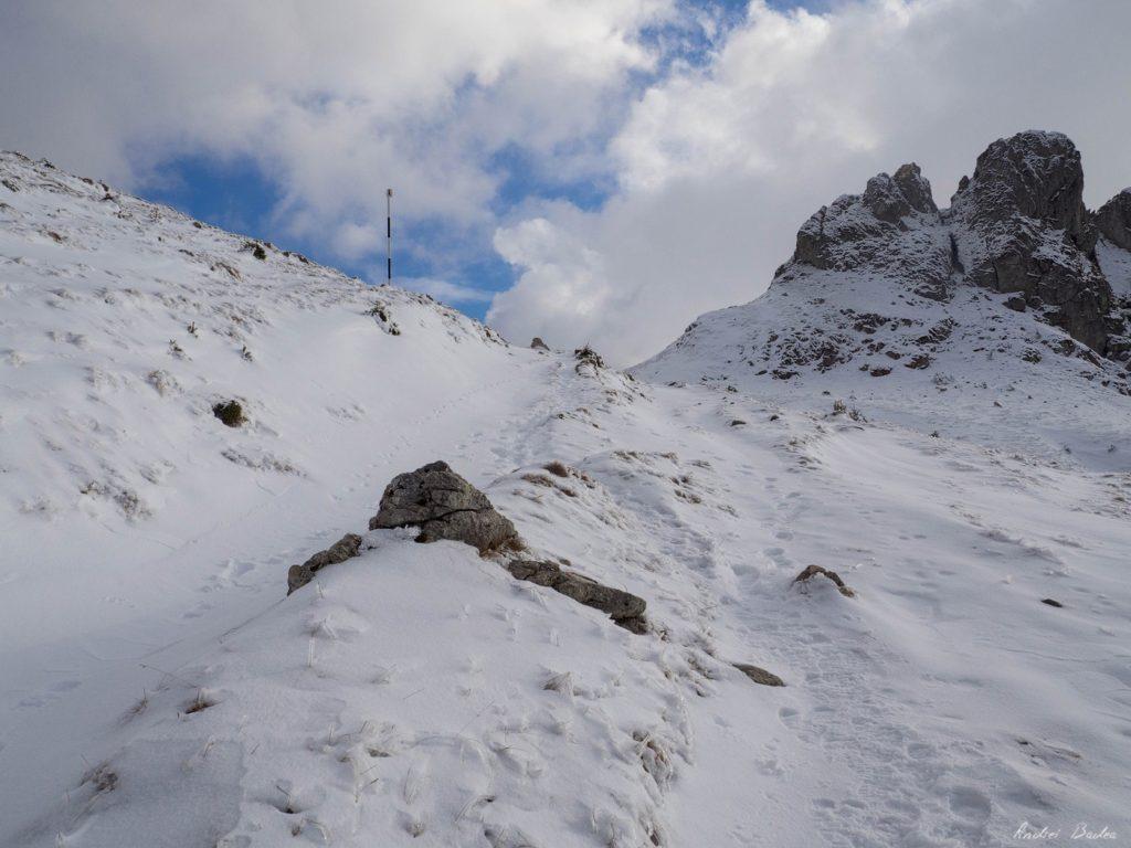 23 1 - Iarna în Bucegi, la Strunga