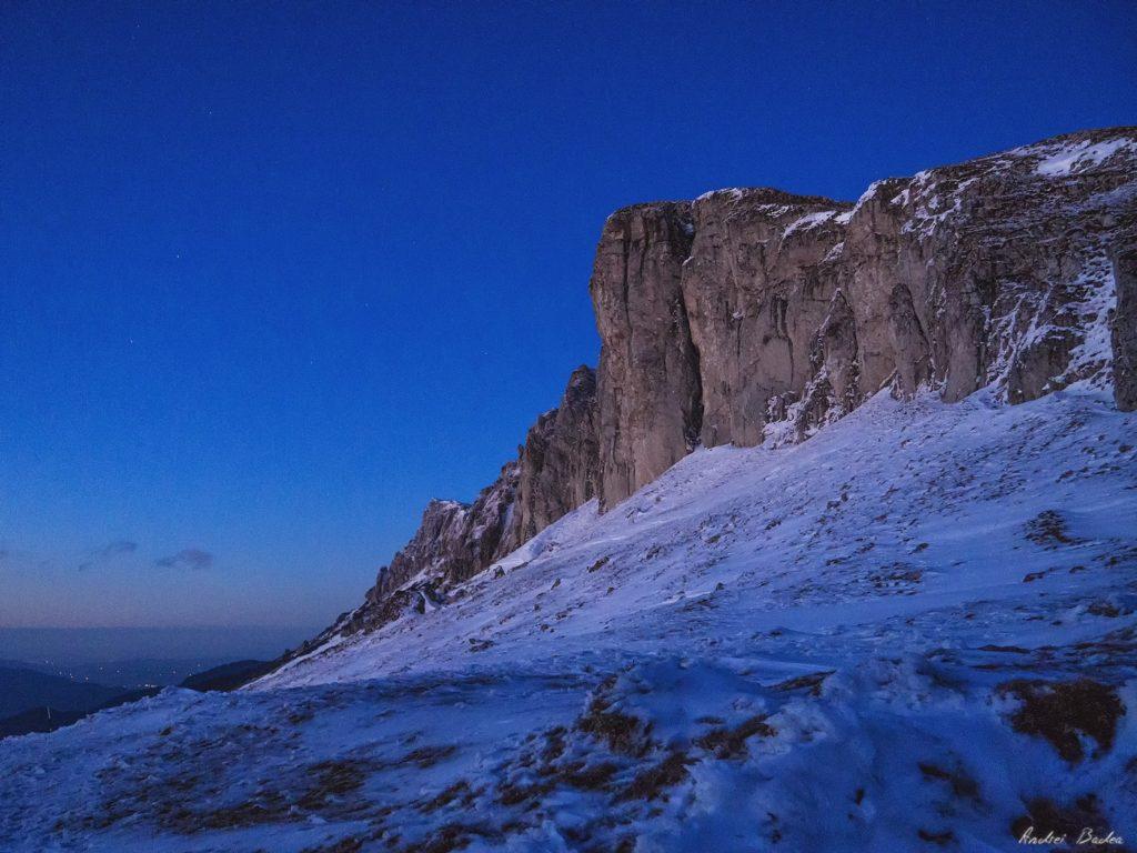 50 1 - Iarna în Bucegi, la Strunga