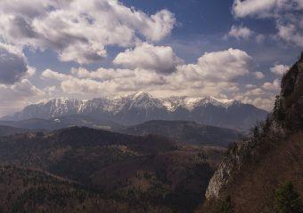 13 - Verticale în Postăvaru: Muchia Panseluței și Muchia Căprioarei