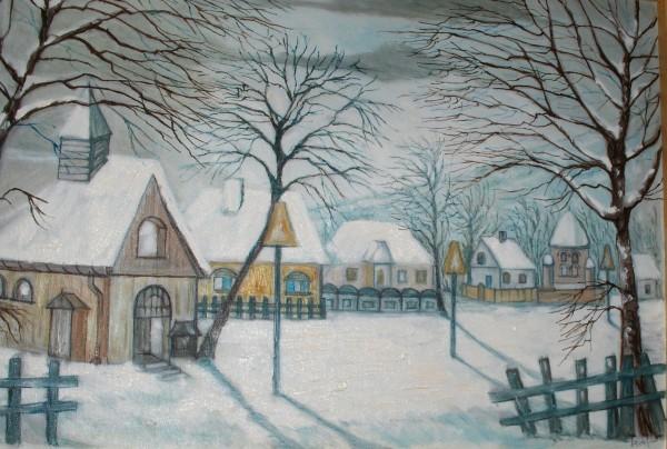 Photo of Poveste de iarnă…