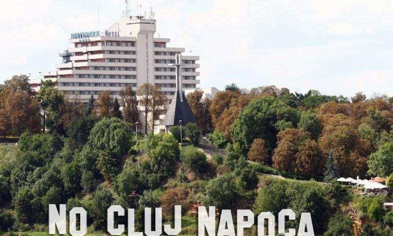 Photo of Pe dealul Cetățuia vor fi instalate litere cu numele orașului Cluj *
