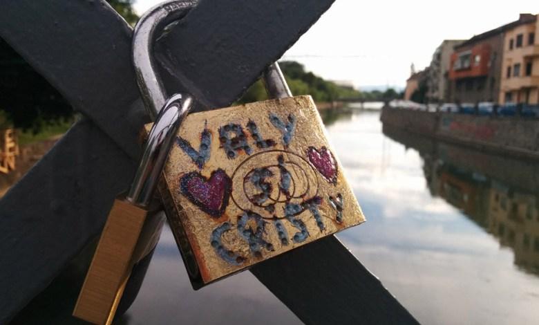 Photo of Lacătele iubirii și podul îndrăgostiților din Cluj