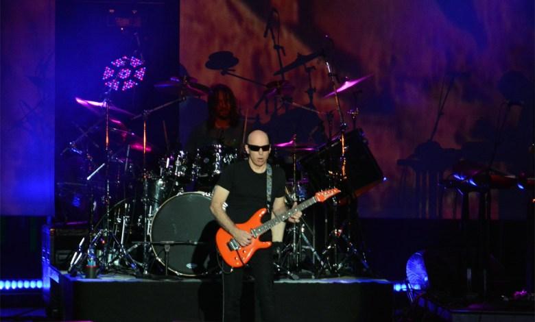 Photo of Impresii de la concertul Joe Satriani din Cluj