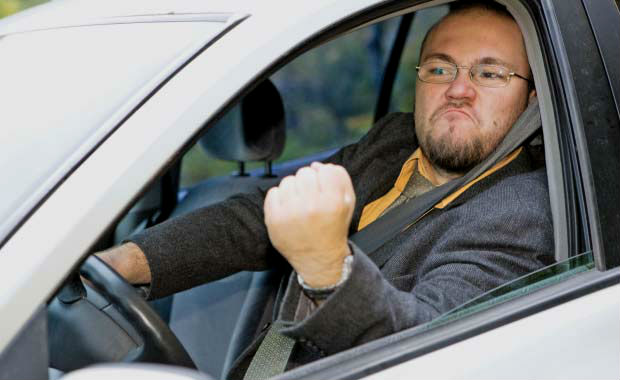 Photo of Cînd te înjură un șofer pe o străduță întunecată