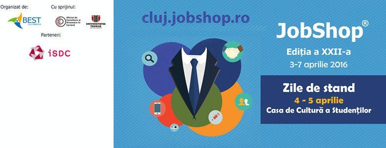 Photo of JobShop Cluj – tîrg de cariere pentru studenții care vor să lucreze în IT