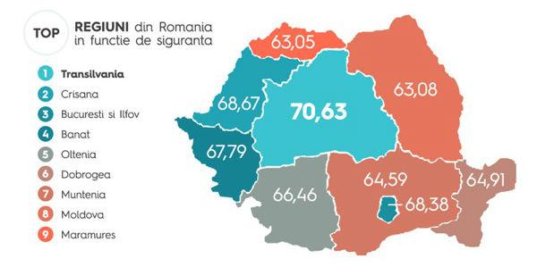 Photo of Cel mai sigur cartier din țară e în Cluj-Napoca, orașul e pe locul 3