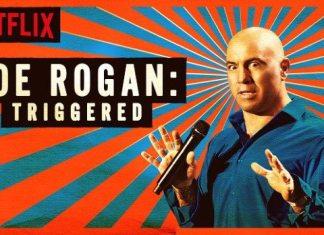 joe rogan triggered comedy review