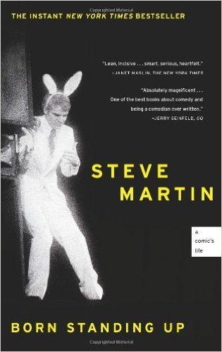 Born Standing Up Review Steve Martin