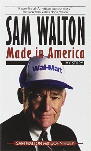 Made In America Sam Walton Book Review