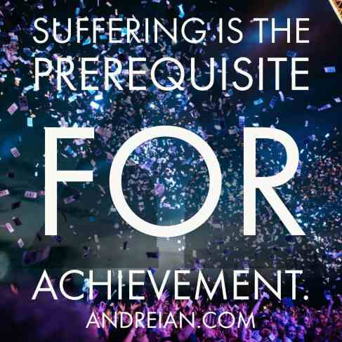 surrender is required for achievement