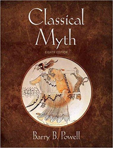 classical myth 8th edition best greek mythology books
