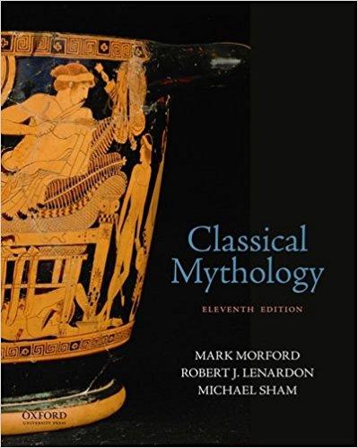classical mythology 11th edition - best greek mythology books