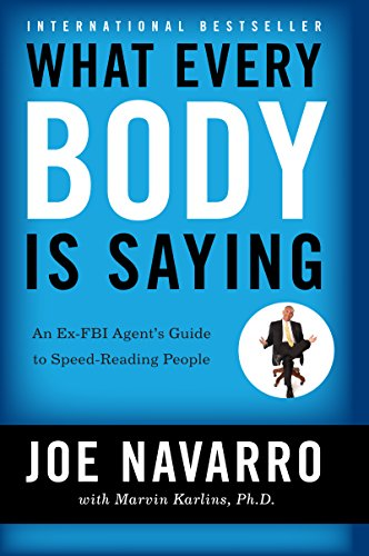 best body language books - what every body is saying