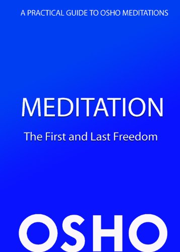 Best Books on meditation - meditation the first and last freedom