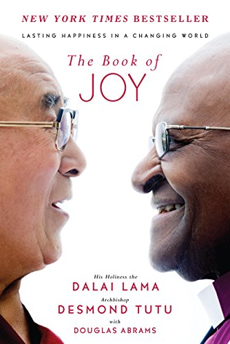 best books on meditation - the book of joy