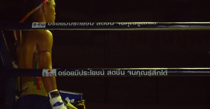 thai boxe bangkok