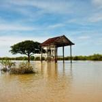 <b>Tonle Sap - the lake village</b>