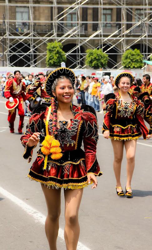 fiesta participants in Ciudad de Mexico