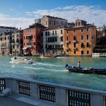 <b>evening photography in Venice</b>