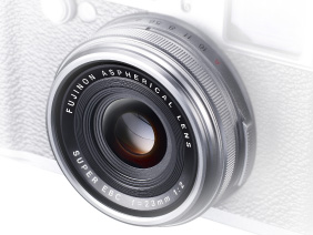 first contact with the Fujifilm X100s: my impressions and