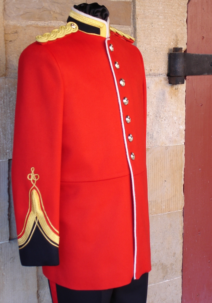 Full Dress  Professionally made and fitted uniforms  Andrei Master Tailors