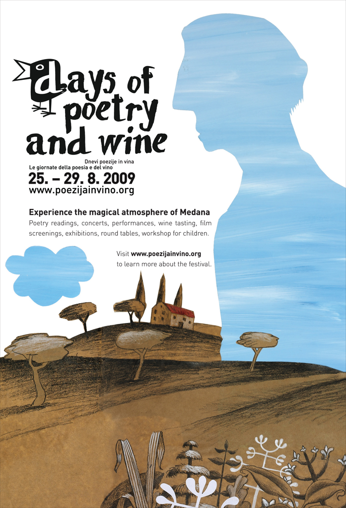 Days of Poetry and wine 2009_English Tourist Guide