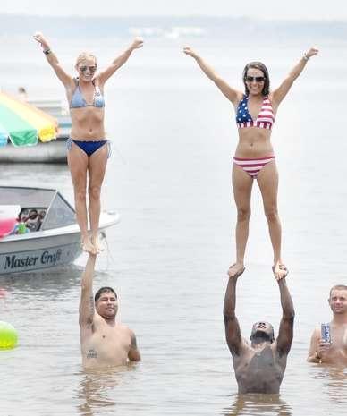 4th of July Stunts