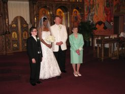 Canadace's Wedding - 123