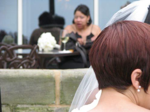 Canadace's Wedding - 146