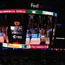 Grizzlies v. Trail Blazers - 20