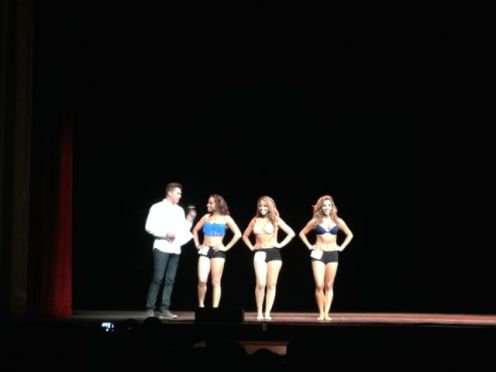 Grizz Girl Auditions 2014 - 11