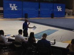 Kentucky Tryouts 2015 - 2 of 53