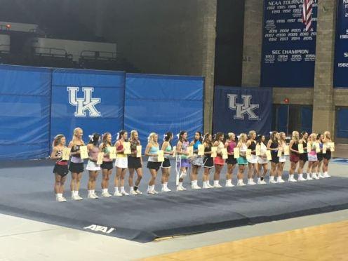 Kentucky Tryouts - 3