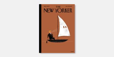 Trump - New Yorker