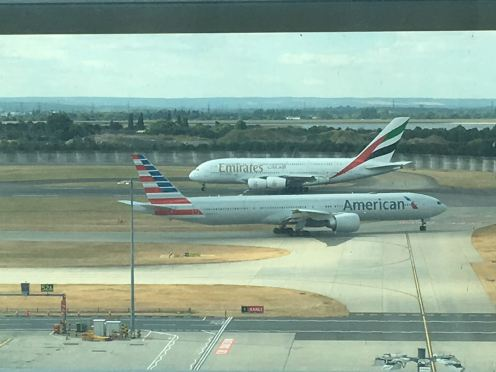Heathrow - 3