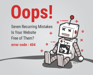 Best Websites – Seven Recurring Mistakes Designers and Entrepreneurs Make