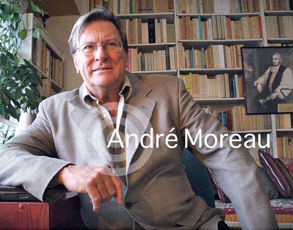 Andre moreau, philosophe jovialiste