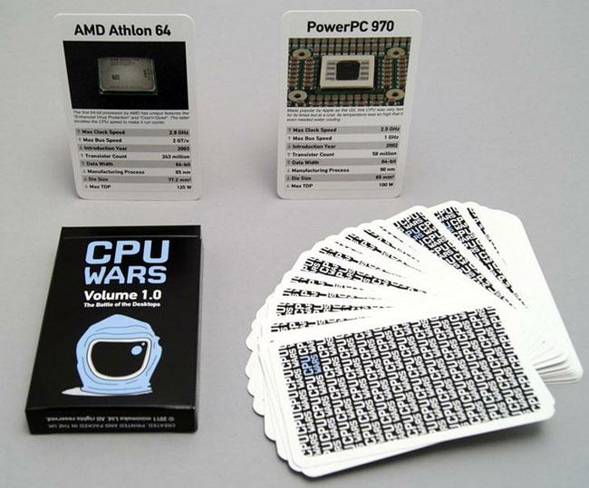 CPU Wars