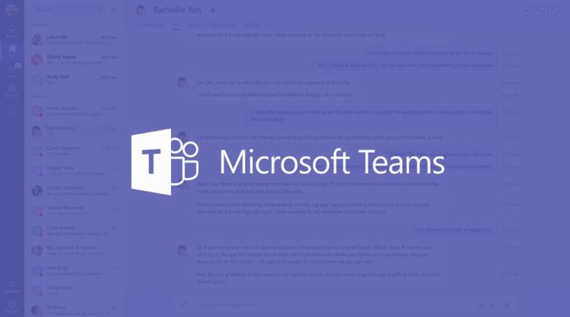 Microsoft Teams, a era do Office colaborativo
