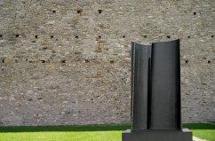 Les amants 7, Granit d'Inde, 2008, 255 x 160 x 80 cm