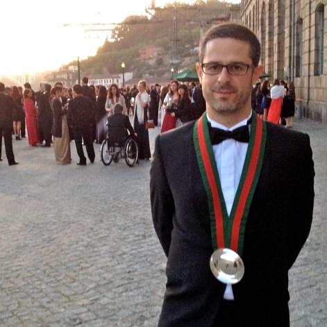 Cavaleiro da Confraria do Vinho do Porto / Knight of the Porto Wine Brotherhood